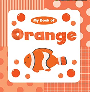 My Book of Orange (My Color Books)
