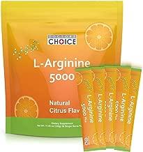 Doctor's Choice(ドクターズチョイス) L-アルギニン5000プラス 390g 約30日分
