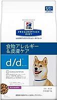 【療法食】 プリスクリプション・ダイエット ドッグフード d/d ディーディー ダック&ポテト 7.5キログラム (x 1)