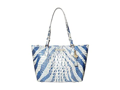 Brahmin Melbourne Medium Asher Bag (Dazzle) Tote Handbags