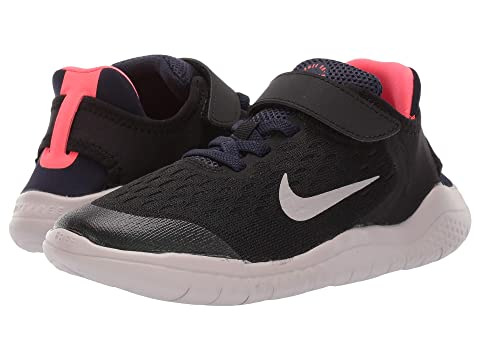 size 40 7084f 87a50 Nike Kids Free RN 2018 (Little Kid) at Zappos.com