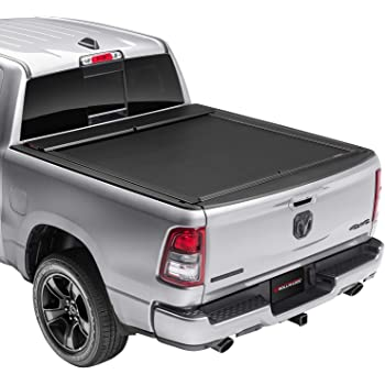 Amazon Com Roll N Lock A Series Retractable Truck Bed Tonneau Cover Bt570a Fits 2007 2020 Toyota Tundra 5 7 Bed 66 7 Automotive