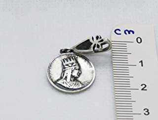 Tigran The Great King Sterling Silver Pendant Jewelry Made in Armenia