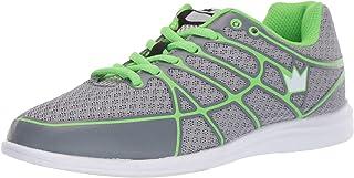 Brunswick Ladies Aura Bowling Shoes- Grey/Green