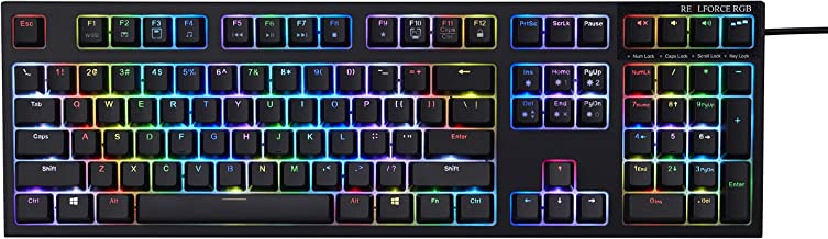 Realforce R2 RGB Keyboard (Full Size)