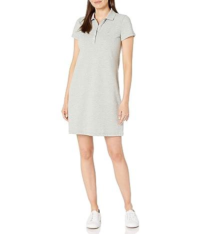 Nautica Easy Classic Short Sleeve Stretch Cotton Polo Dress