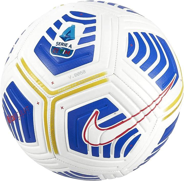 Pallone da calcio seria a strike 2020-21 I20-CQ732100