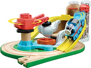 Learning Curve Thomas and Friends Wooden Railway - Early Engineers Rock N Roll Quarry Set