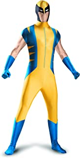 Disguise Marvel The Wolverine Bodysuit Mens Adult Costume