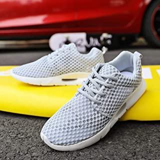 SKLT Outdoor Mesh Hollow Men Shoes Breathable Men's Sneakers Fashion Casual Shoe Outdoor Running Ultralight Trainers Shoes