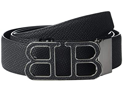 Bally Britt 40 M.L/80 Belt (Black) Men