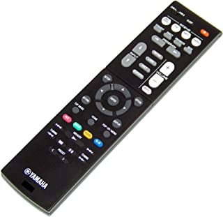 OEM Yamaha Remote Control Originally Shipped With: TSR-5790BL, TSR5790BL, TSR-5810, TSR5810
