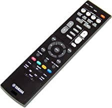 OEM Yamaha Remote Control Originally Shipped With: RX-V483, RXV483, RX-V581BL, RXV581BL