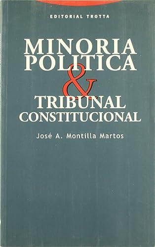 Books By Jose Antonio Montilla Martos_minoria Politica Y Tribunal ...