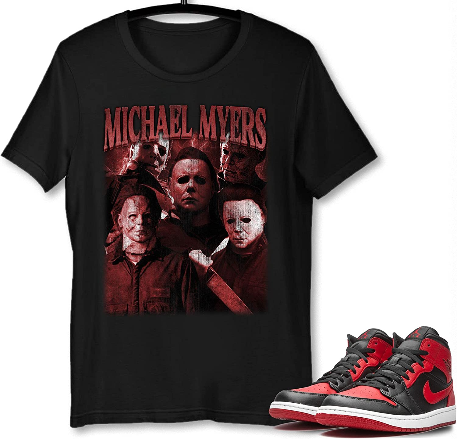 #Michael #Myer T-Shirt to Selling Match Jordan Snkrs 1 Surprise price Go Banned Sneaker