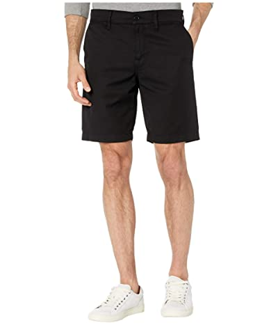 7 For All Mankind Year Round Chino Shorts (Black) Men