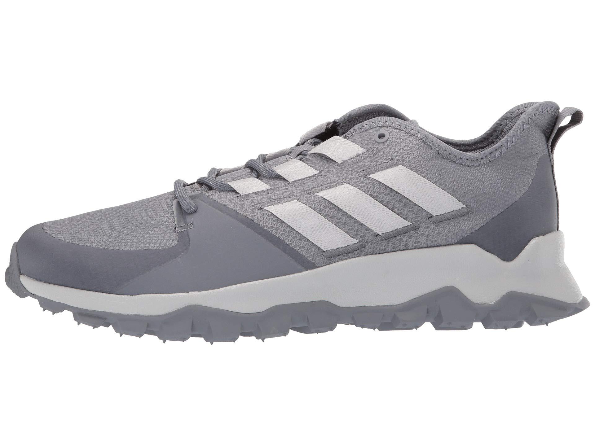 Two grey Trail Running Six Adidas Kanadia grey Grey wqzU86v6X