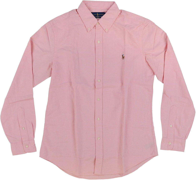 Polo Ralph Lauren Men's Slim-Fit Button Oxford Down Shirt Surprise price shipfree