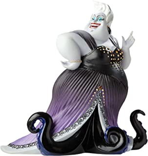 Enesco Disney Showcase Ursula from The Little Mermaid Stone Resin Figurine, 8