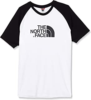 The North Face Men's S/S RAGLAN EASY TEE Tees And T-Shirts