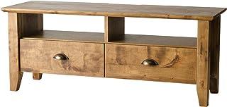 ライフスタイリングショップ テレビボード ヴィンテージ 木製 テレビ台 天然木 幅120cm AN-231