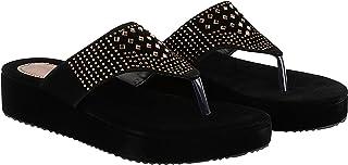 Do Bhai Casual Wear Platform Heels Sandal For Women