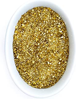 Bakery Bling Edible Glittery Sugar - Metallic Gold