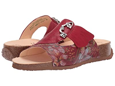 Think! Mizzi 84352 (Cherry/Kombi) Women