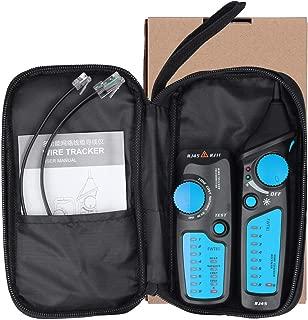 Multimeter Network Cable Tracker Tester FWT81 RJ45 RJ11 Telephone Wire Toner Ethernet LAN Tracer Analyzer Detector Line Finder C.W.USJ