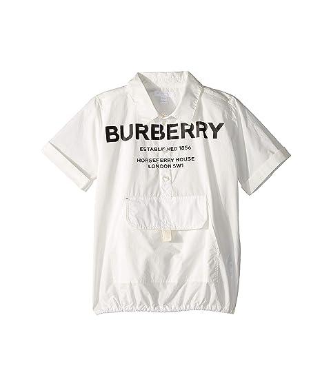 Burberry Kids Theodore Sweatshirt (Little Kids/Big Kids)