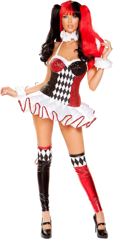 Envy Corner online Opening large release sale shopping Joke Harlequin Lover Costume