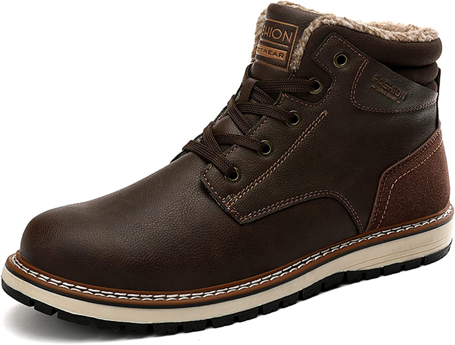 COSIDRAM Men's Shoes Casual Chukka for Fashion Max Max 70% OFF 61% OFF Warm Keep Classic