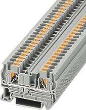 Phoenix Contact 3211757 bloque de terminales Gris - Electrical terminal block (6,2 mm, 56 mm, 35,3 mm, 800 V)