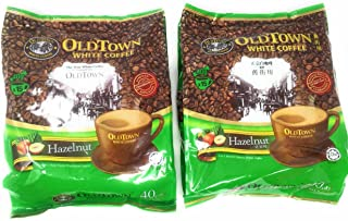 Old Town - White Cafe 3in1 Hazelnut 21.2 oz (2 pack)