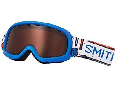 Smith Optics Gambler Goggle (Youth Fit) (Toolbox Frame/RC36 Lens) Goggles