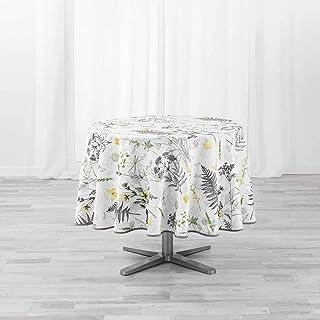 Douceur d'Intérieur Floraison Linge DE Table, Multicolore, (0) 180 CM