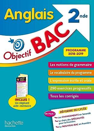 Amazon Fr Anglais Seconde 5 A 10 Eur Livres