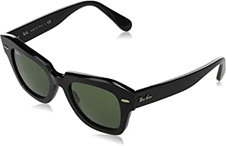 Women's Rb2186 State Street Square Sunglasses