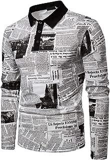Best newspaper shirt men Reviews