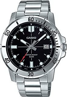 Casio Casual Analog Display Watch For Men MTP-VD01D-1EVUDF