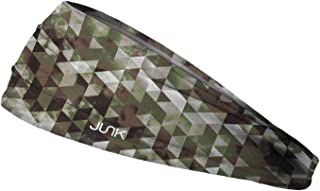 JUNK Brands National Park Big Bang Lite Headband, Green, One Size