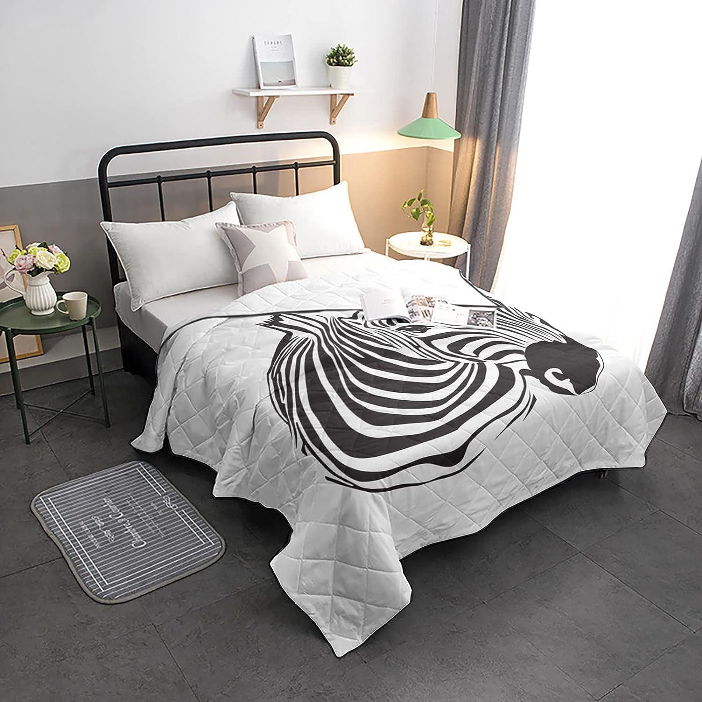 HELLOWINK Bedding Comforter Duvet Size-Soft Year-end gift Qu Product Lighweight Twin