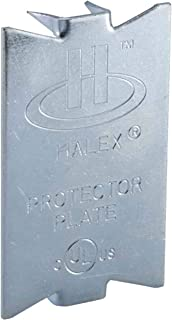 Halex 62899 ACCESSORIES NAIL PLATE 50/BOX, 1 1/2