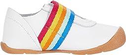 Bright White/Rainbow