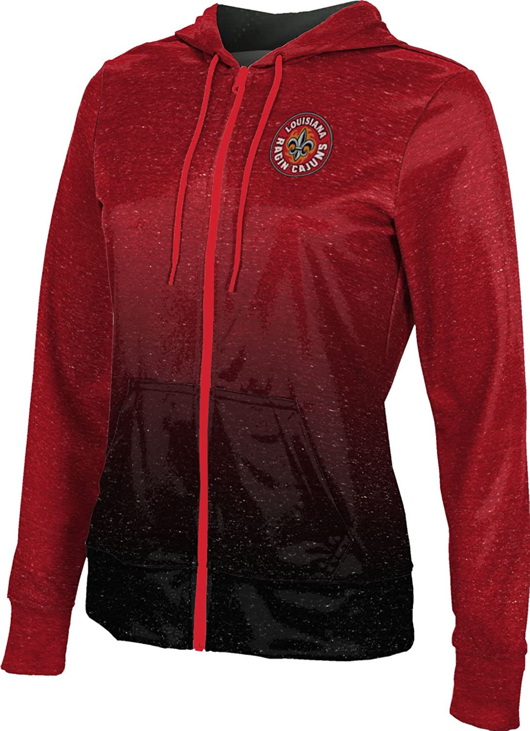 ProSphere University of Large special price !! Louisiana at Lafayette Girls' Hoo Tucson Mall Zipper