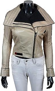 6e62deab6220 Amazon.com  Plus Size - Leather   Faux Leather   Coats