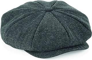 Newsboy Cap - Flat Cap - Baker Boy Hat - Gatsby Men's Hat - Peaky B Shelby Cap