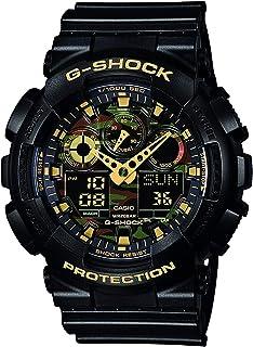 G-SHOCK GA-100CF-1A9ER black/gold / black size Uni