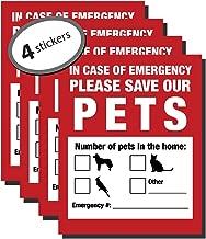 Best fire door stickers Reviews