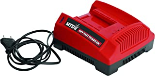 MTD 196 - 671 - 600 rápido Cargador de Cargador rápido, 40 V, Rojo ...